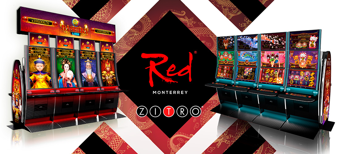 Zitro gets further into Mexico with Red Casino