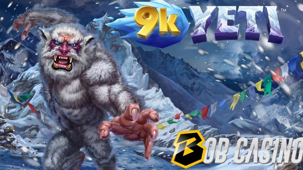 9K Yeti Slot Review (4ThePlayer/Yggdrasil) — Alpinist's Nightmare Now Comes in a Slot Game