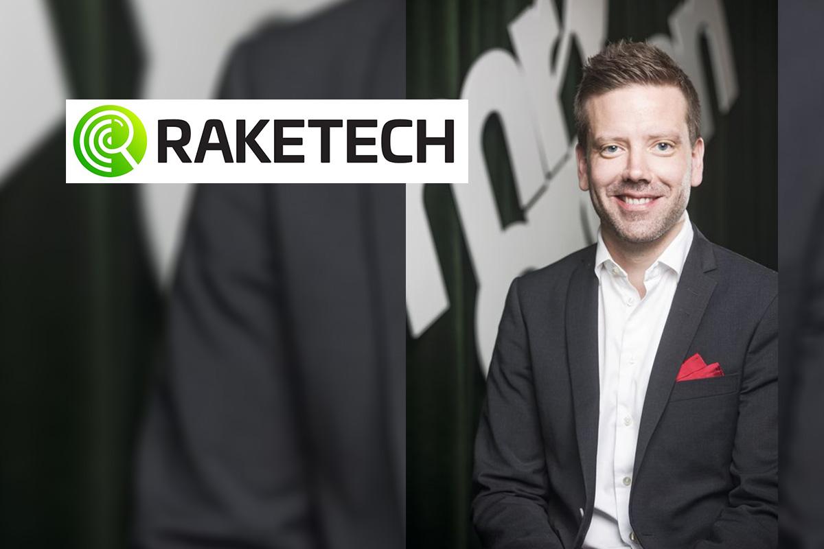 Raketech Appoints Oskar Mühlbach as its President and CEO