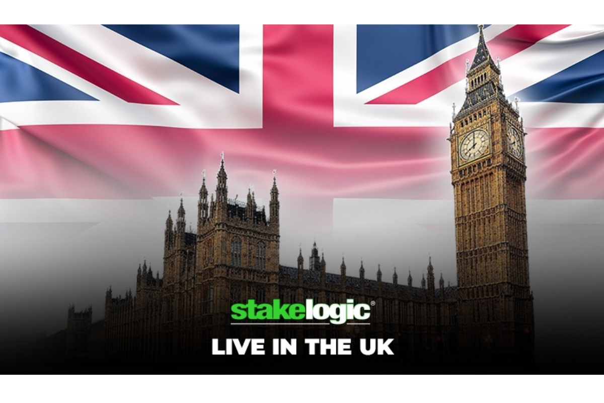 Stakelogic Secures Supplier Licence from UKGC