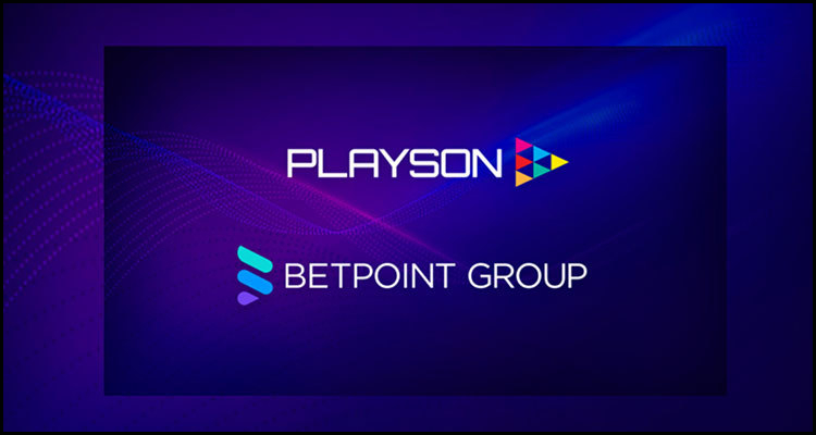 Playson Limited inks Betpoint Group Limited games supply deal