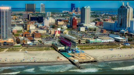 Positive November performance for New Jersey casinos and sportsbooks