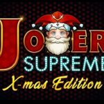 Kalamba Games adds seasonal sparkle to new release Joker Supreme: X-mas Edition