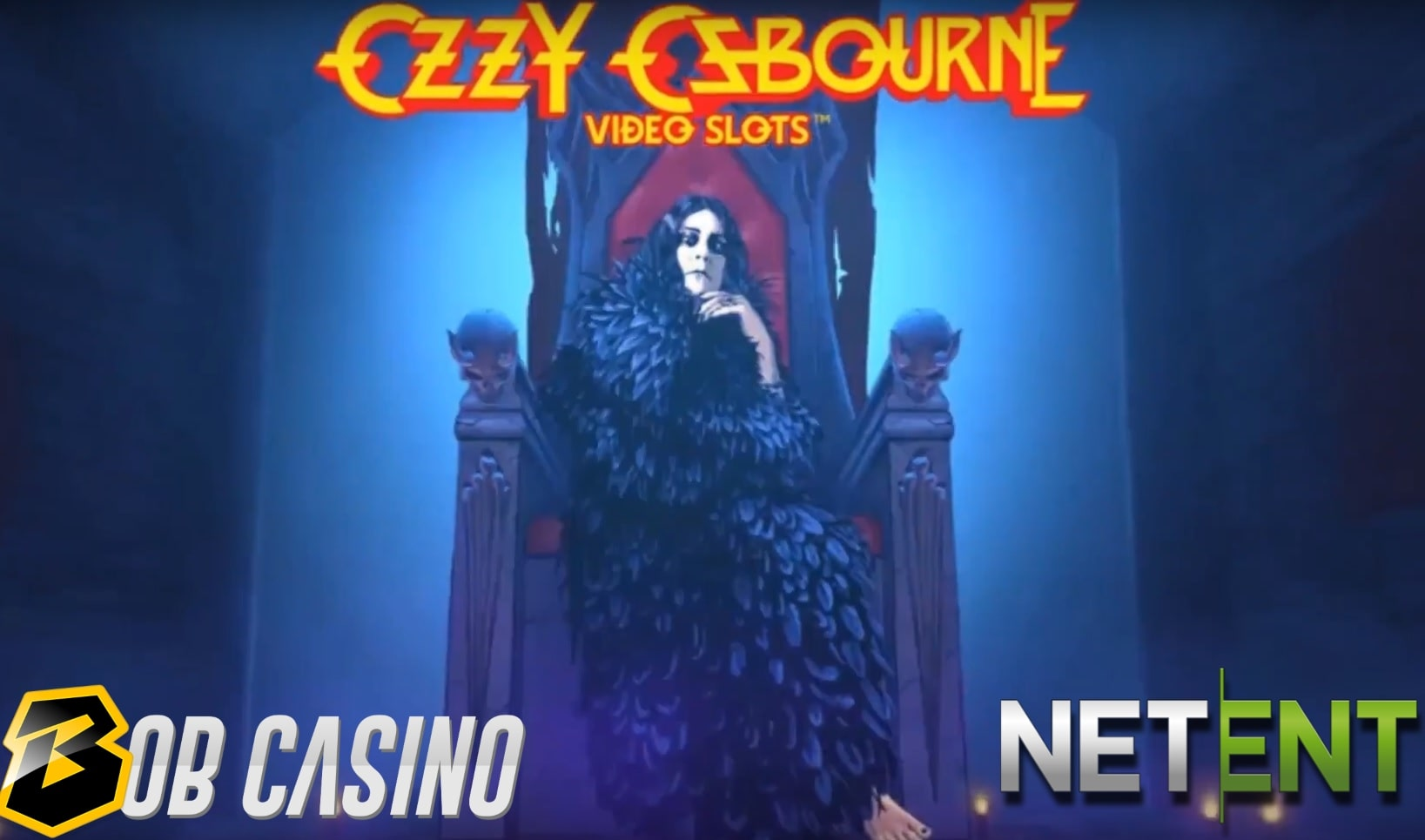 Ozzy Osbourne Video Slot Review (NetEnt)