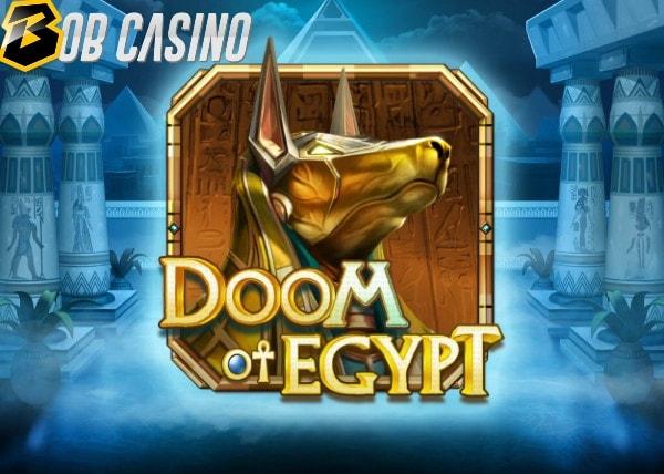 Doom of Egypt Slot Review (Play'N Go)