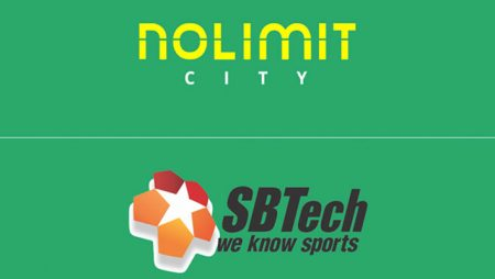 Nolimit City signs news content [slots] deal with SBTech for Chameleon360 platform