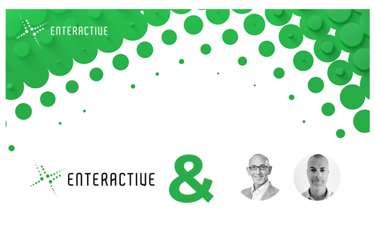 Enrico Bradamante & Christian Rajter to join Enteractive Board