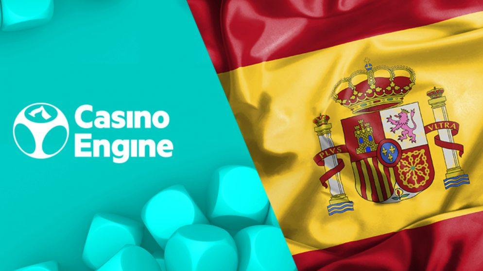 EveryMatrix expands into the Spanish market with CasinoEngine