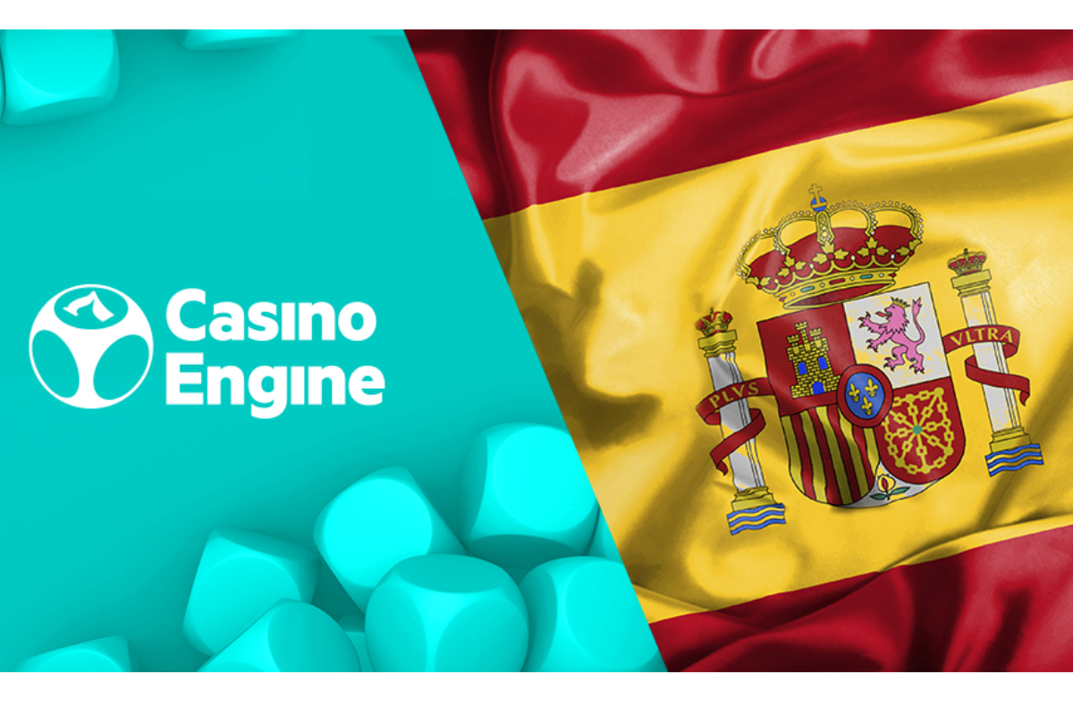 EveryMatrix expands into the Spanish market with CasinoEngine