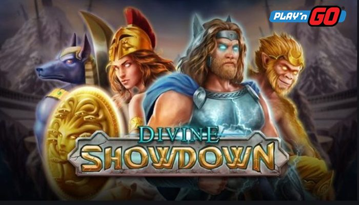 Play'n GO's new slot Divine Showdown offers unique twist on familiar theme