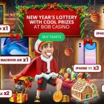Best Online Casino Tournaments for New Year 2020 and Christmas on Bob Casino