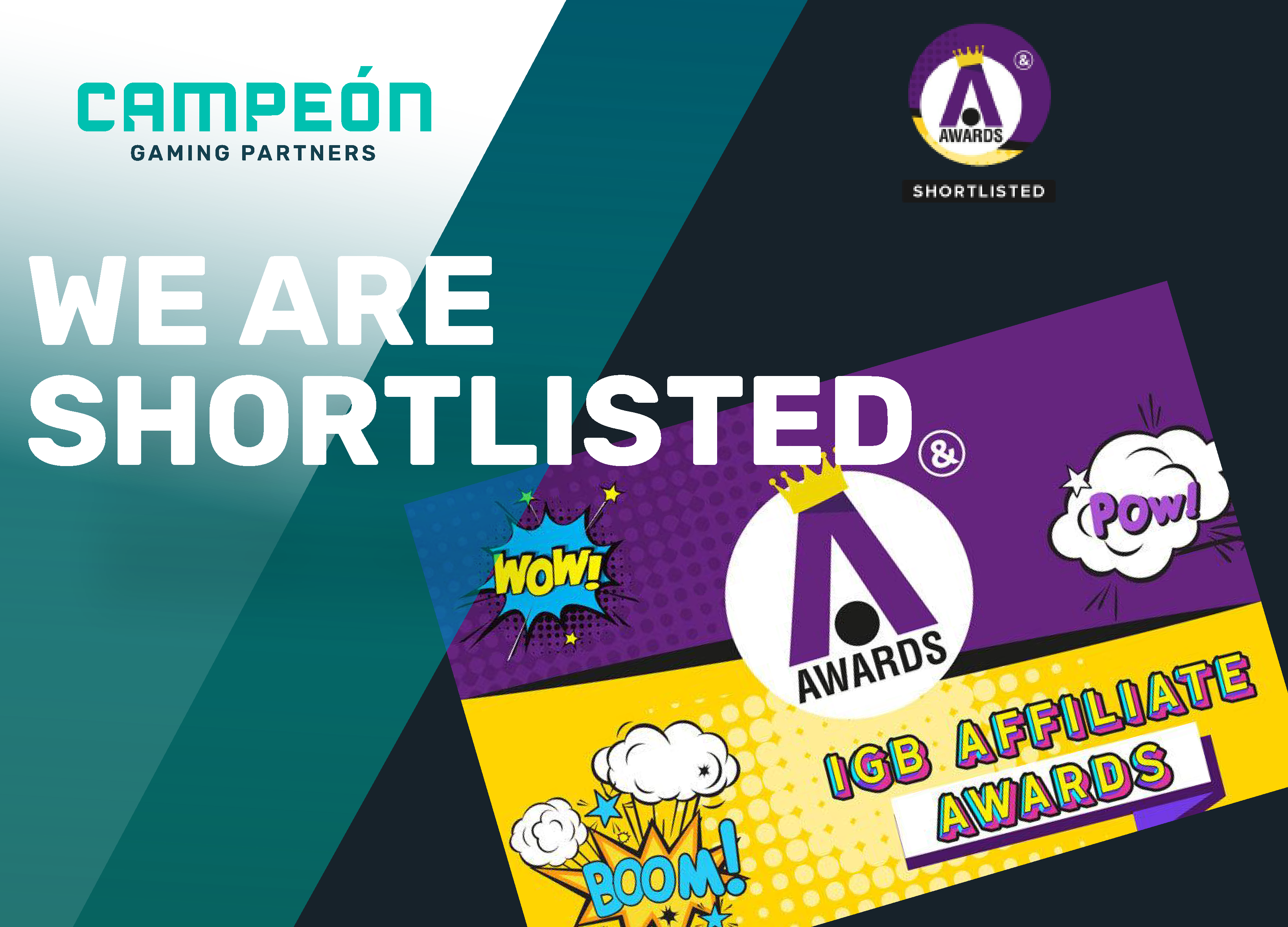 iGB Affiliate Awards 2020: Campeón Gaming Partners stands out with 2 nominations