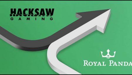 Royal Panda Limited partnership for Hacksaw Gaming Limited