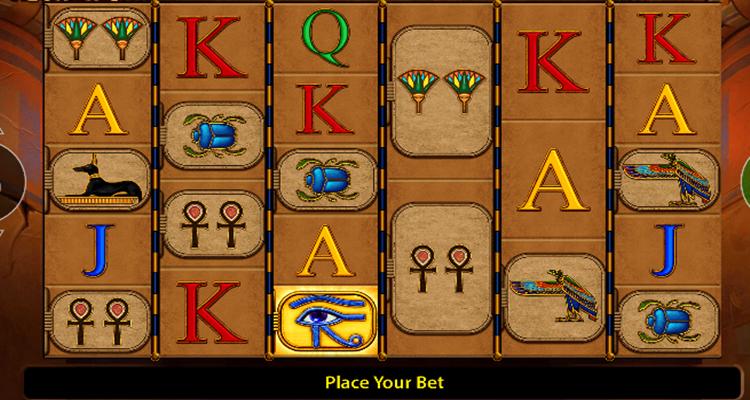 Blueprint Gaming reveals new version of Egyptian themed game Eye of Horus adding Megaways mechanic