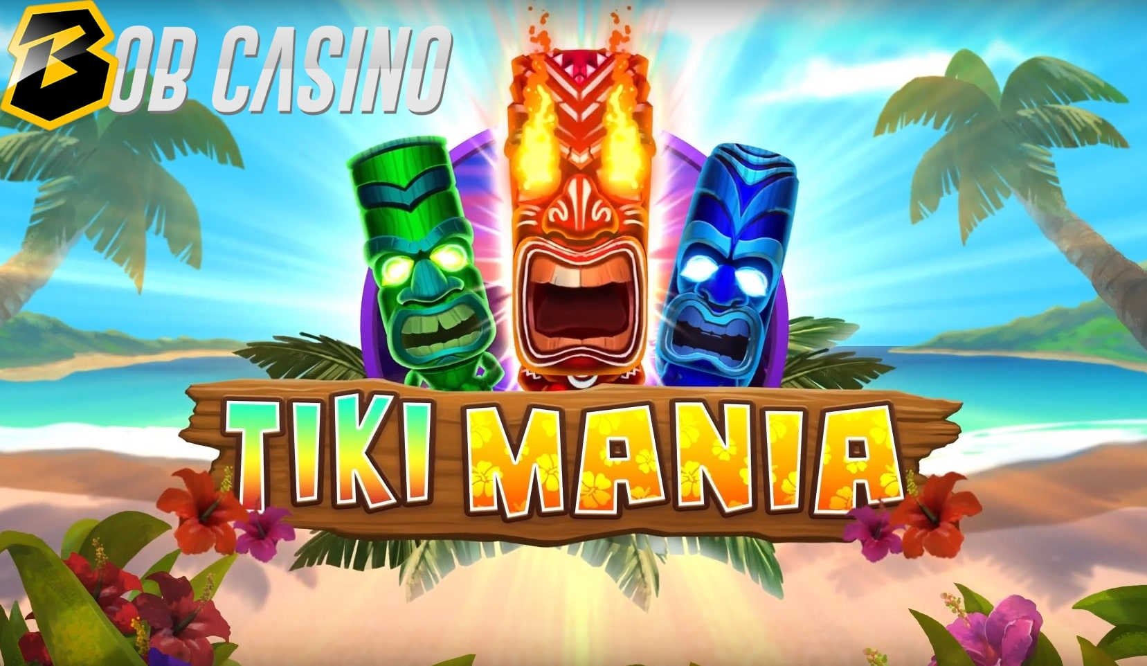 Tiki Mania Video Slot Review (Fortune Factory Studios & Microgaming)