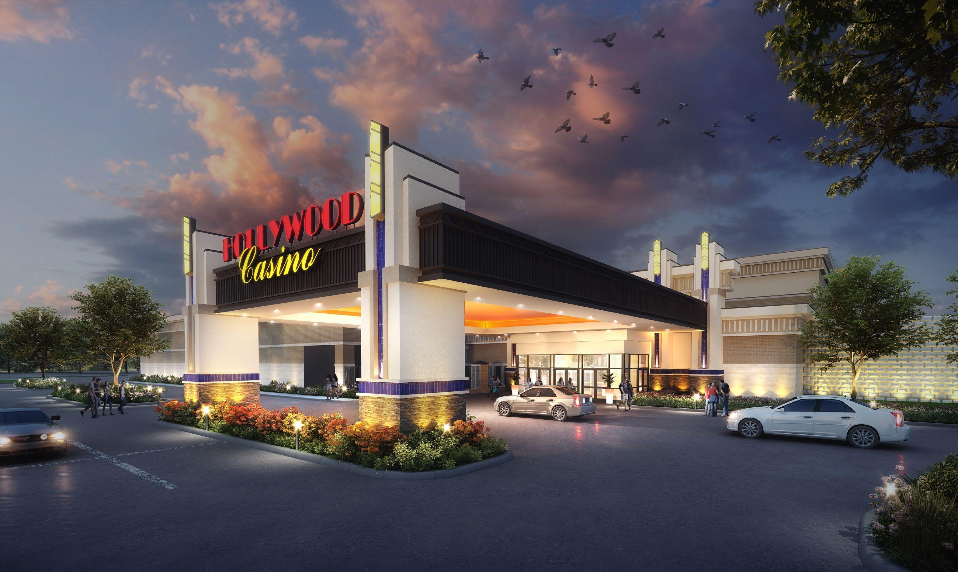 Go-ahead for new Penn casino