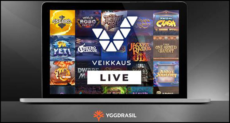 Yggdrasil Gaming Limited content going live in Finland