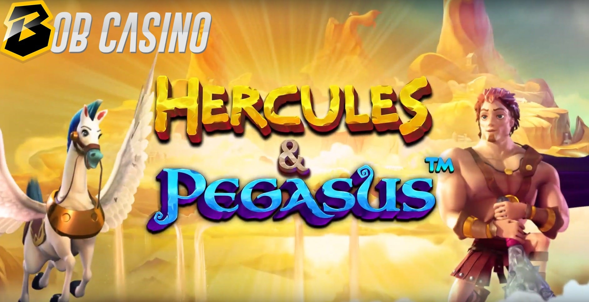 Hercules and Pegasus Slot Review (Pragmatic Play)