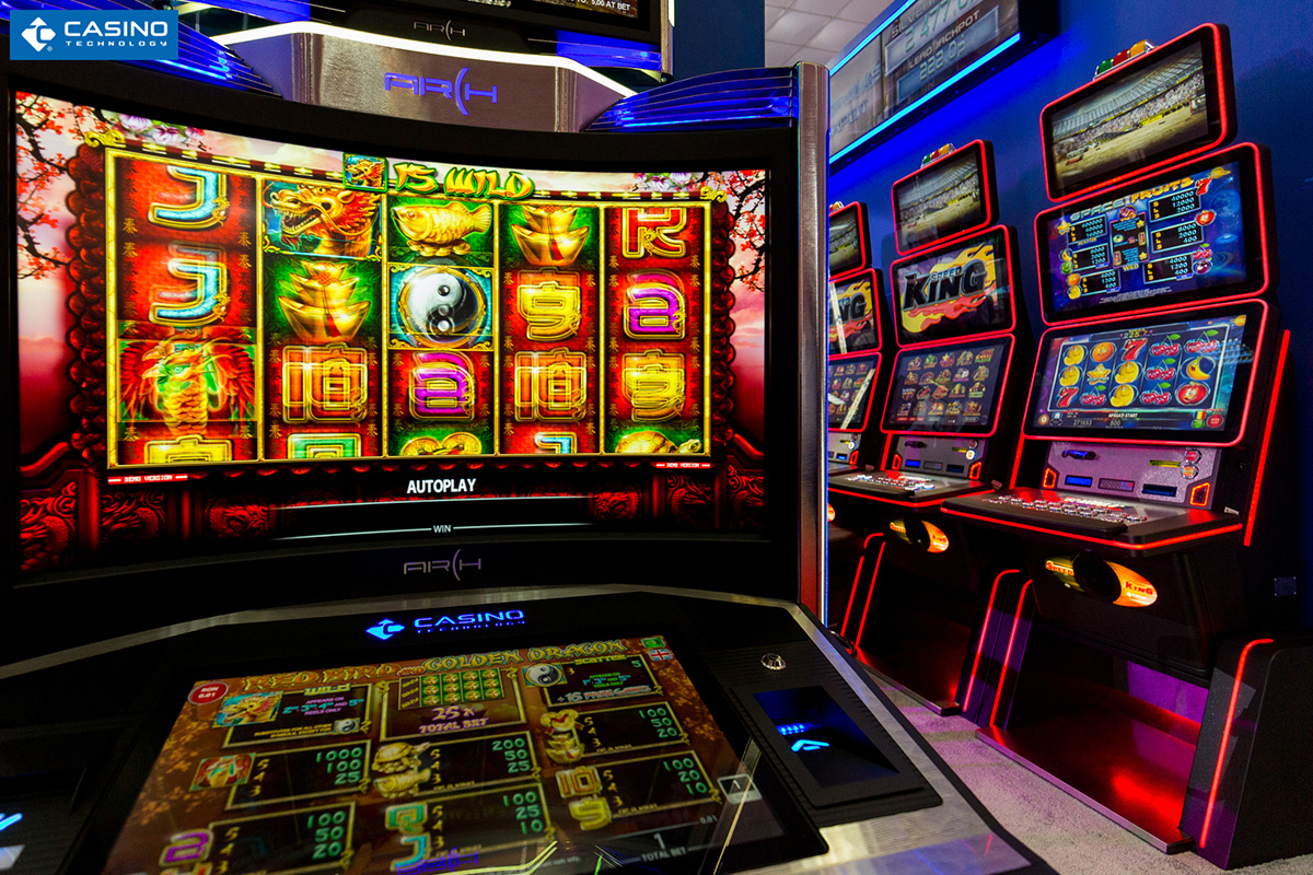 Casino Technology Rebrands as CT Gaming