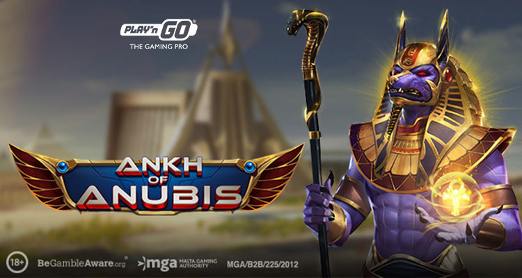 Play'n GO revisits ancient Egypt in new slot Ankh of Anubis