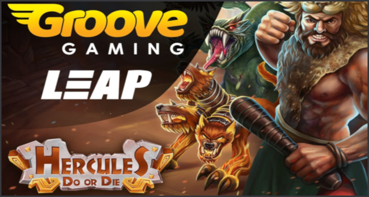 Leap Gaming premieres inaugural video slot in Hercules Do or Die