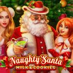Habanero creates new holiday themed Naughty Santa Milk & Cookies slot game