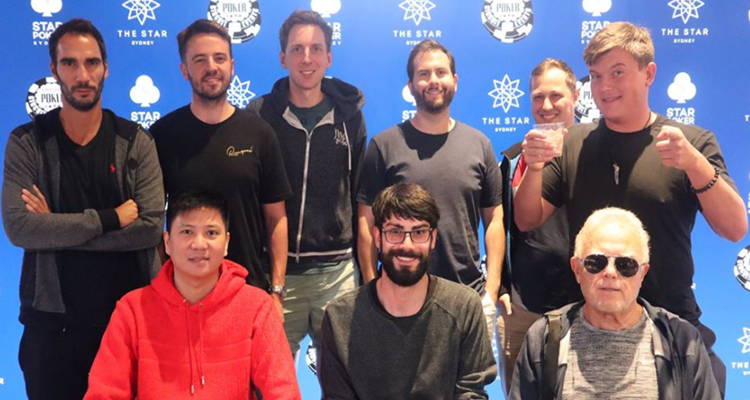 2019 WSOPC The Star Sydney High Roller win goes to Jonathan Karamalikis