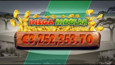 GenesisCasino.com player awarded Mega Moolah progressive jackpot