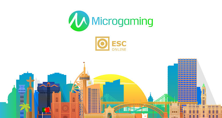 Microgaming content now available in Portugal via Estoril Sol Casinos online