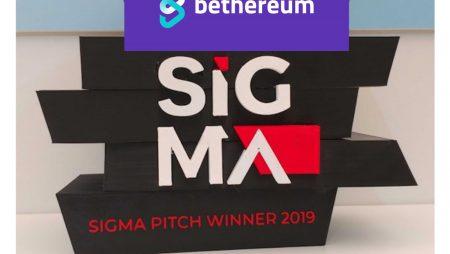 Bethereum Won SiGMA iGaming Best Startup 2019