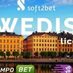 Soft2Bet launches two leading brands in Sweden's regulated market after receiving license