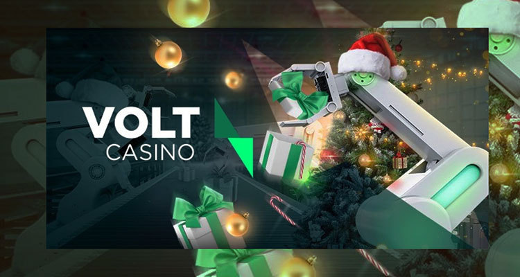 Volt Casino announces new Christmas Calendar Promotion titled Voltmas Workshop