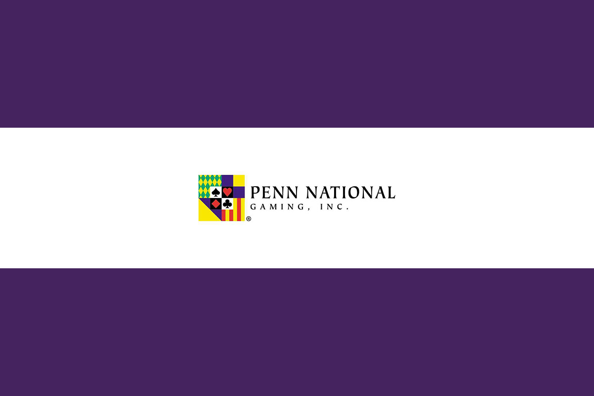 Penn National Gaming Reorganises its Executive Management Team