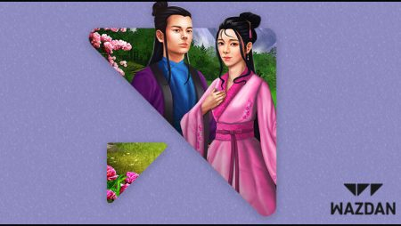 Wazdan takes flight with new Butterfly Lovers video slot
