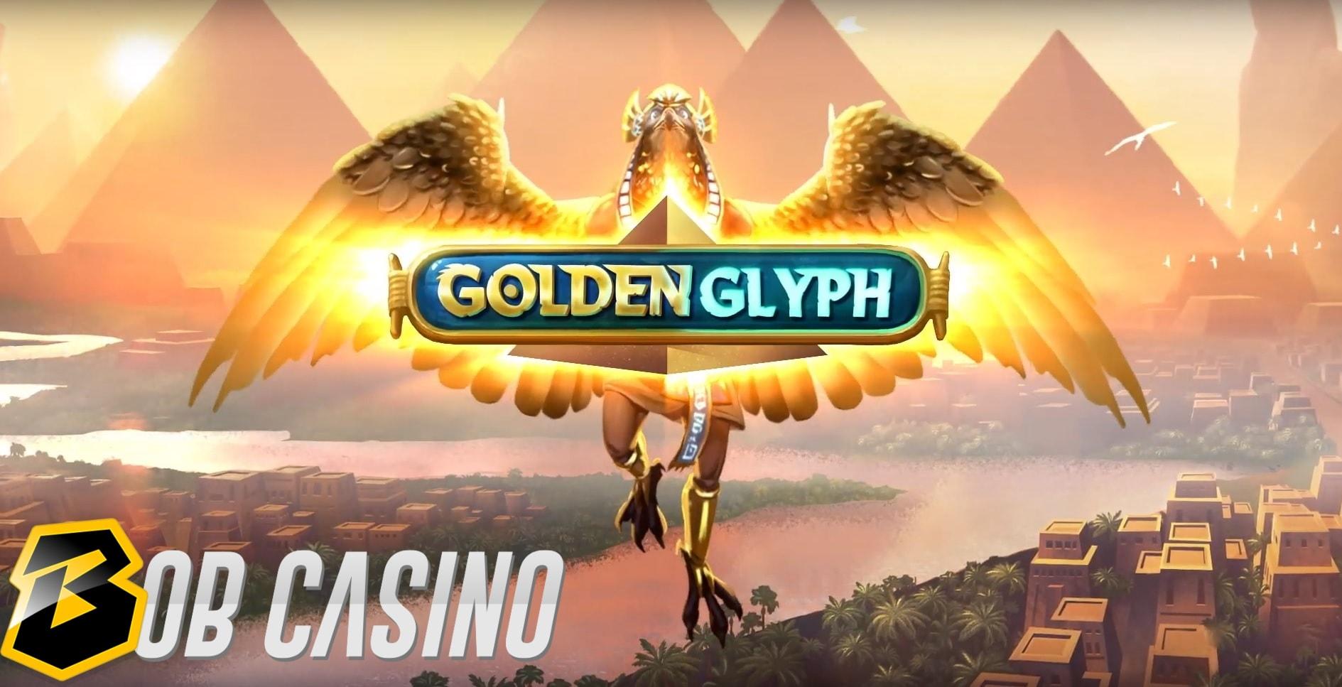 Golden Glyph Slot Review (Quickspin)