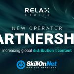 SkillOnNet expands games portfolio via Relax Gaming slot content deal