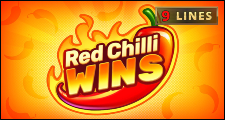 Playson Limited bringing the heat with Red Chilli Wins video slot