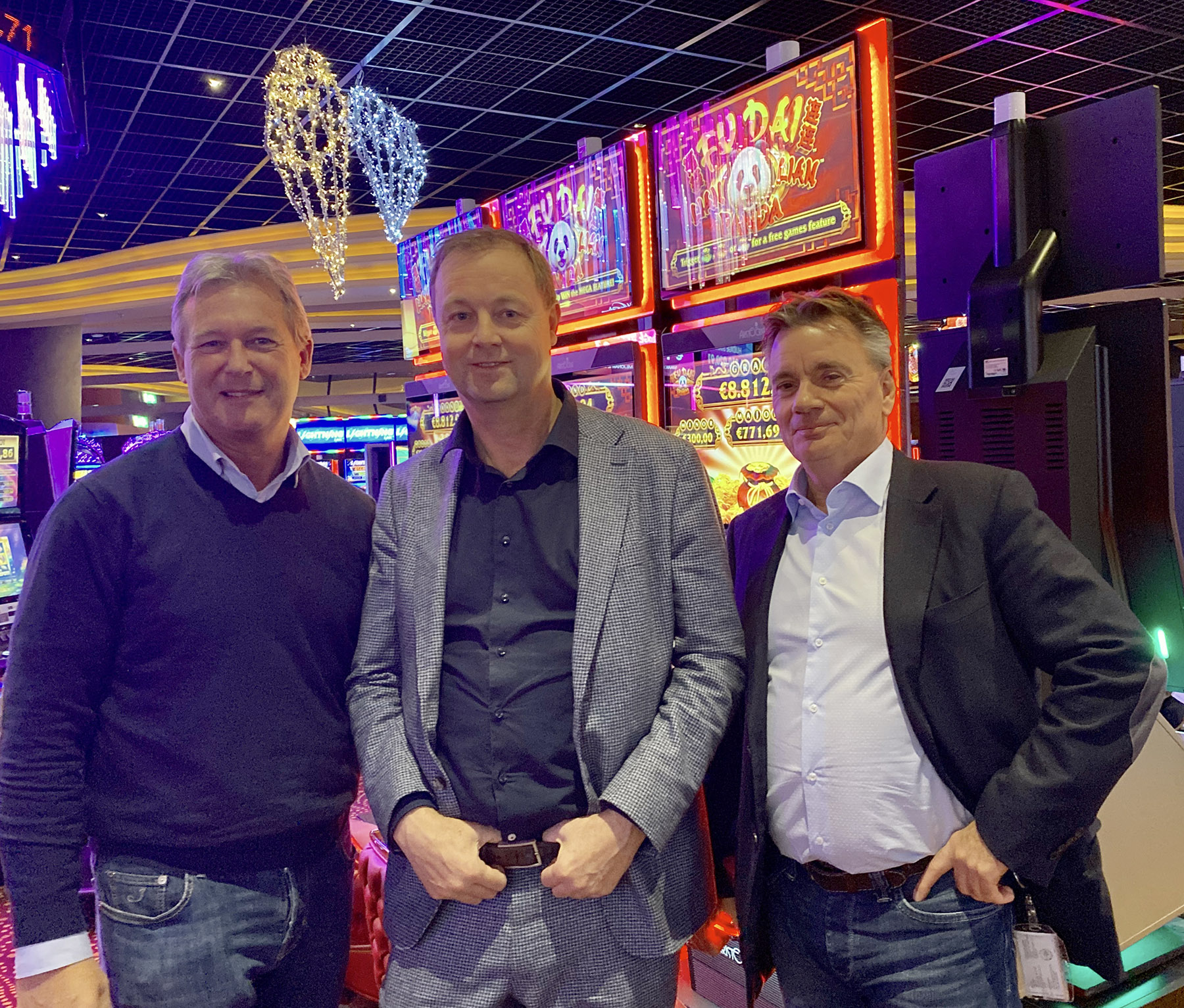 European first for Holland Casino