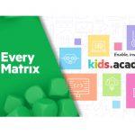 EveryMatrix celebrates 5 years of educational project Kids Academy