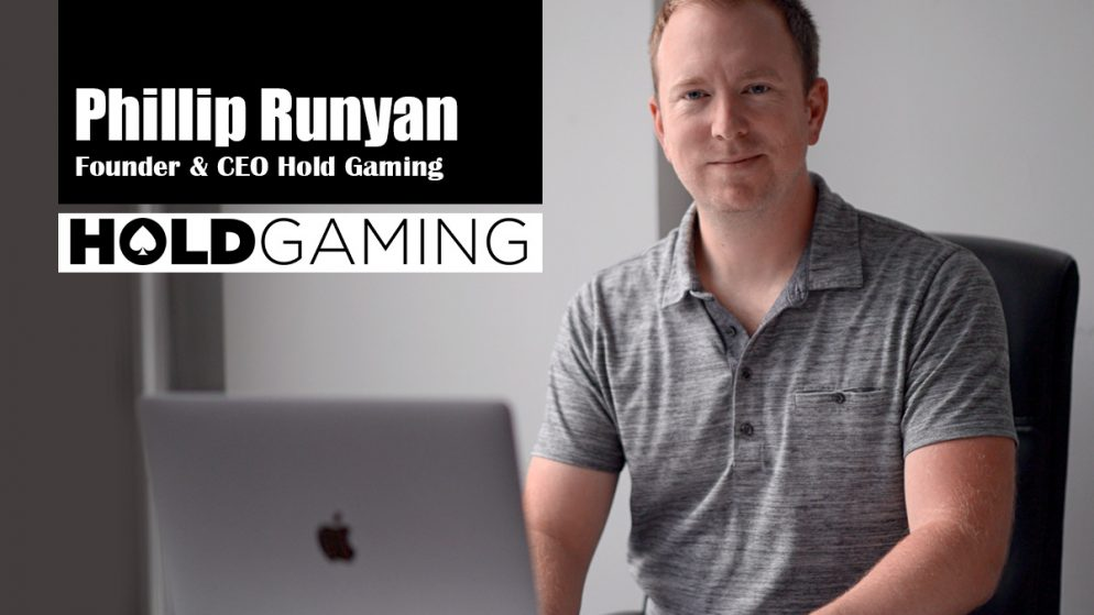 Exclusive Q&A with Phillip Runyan, Founder & CEO of Hold Gaming