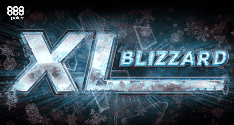 XL Blizzard back in action at 888poker this February