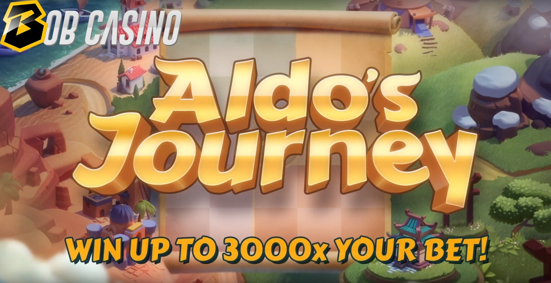 Aldo's Journey Slot Review (Yggdrasil)