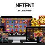 NetEnt announces new Asian-inspired slot game Gold Money Frog