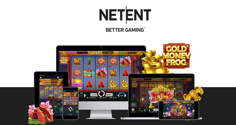 NetEnt announces new Asian-inspired slot game Gold Money Frog