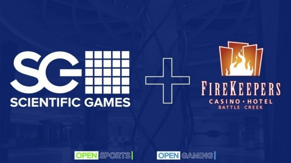 FireKeepers Casino Partners with Scientific Games to Provide Sports Betting and iGaming in Michigan