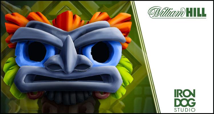 Iron Dog Studio premieres Aztec Wilds video slot