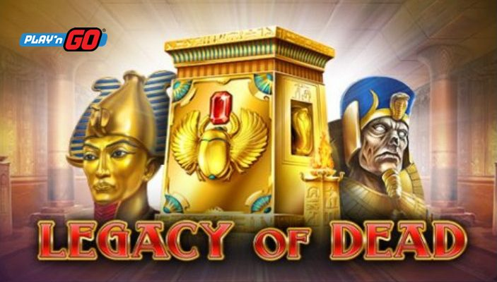 Play'n GO releases first new slot of 2020; Legacy of Dead