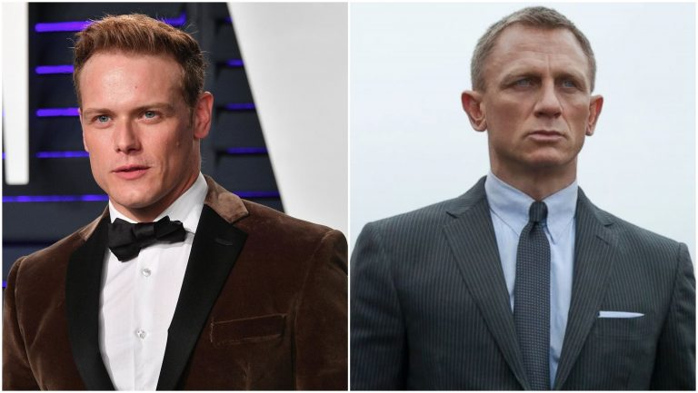 Betting Odds Favor Outlander's Sam Heughan To Become Next James Bond