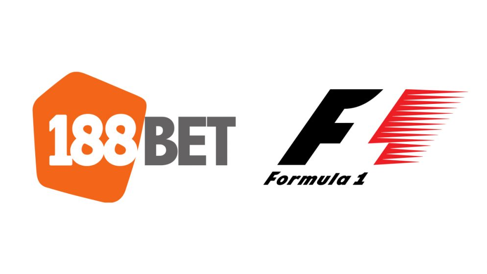 188BET named as Official F1 ® Sponsor in Asia