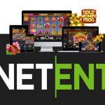 Get ready for triple Jackpot winnings in NetEnt's Gold Money Frog™
